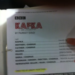 Kafka the Musical