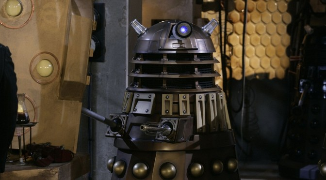 3×04 – Daleks in Manhattan