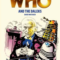 Copertina di Doctor Who and the Daleks.