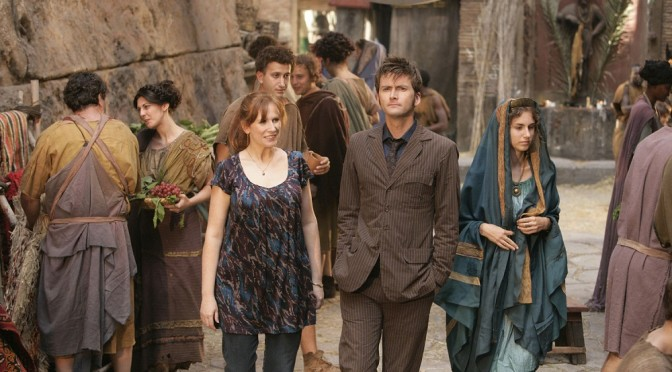 4×02 – The Fires of Pompeii