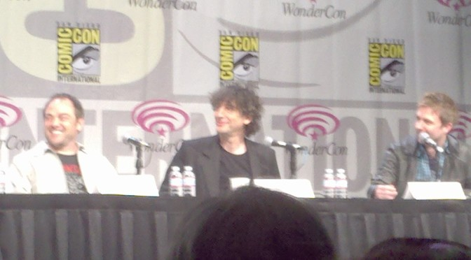 Doctor Who alla Wondercon