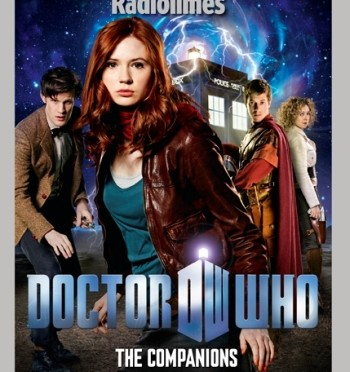 Amy Pond, il Dottore, Rory Pond e River Song.