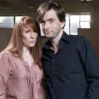 David Tennant e Catherine Tate