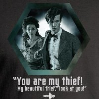 """You are my thief"" T-shirt"