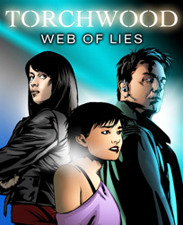 Torchwood Web of Lies