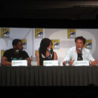 Torchwood panel - Comic Con 2011