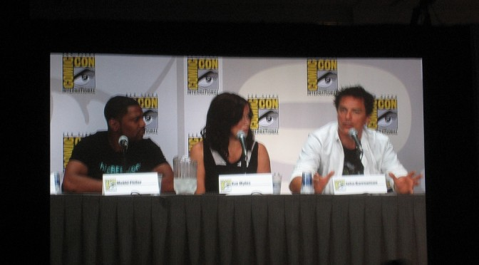 SDCC 2011 – Torchwood panel