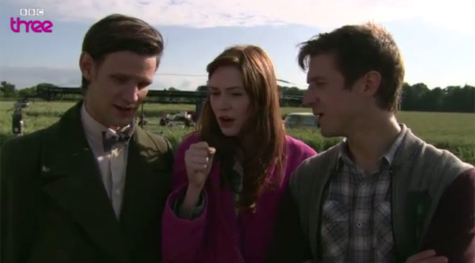 Doctor Who Confidential 6x08