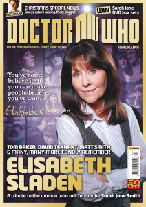 Doctor Who Magazine 440