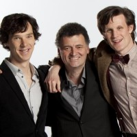 Moffat, Cumberbatch, Smith.