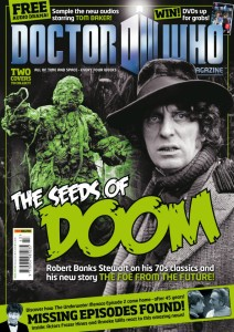 Doctor Who Magazine 443 - Doomversion