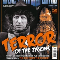 Doctor Who Magazine 443 - Terror version