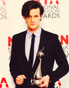 Matt Smith vince l'NTA.