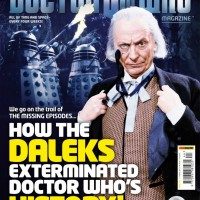 Doctor Who Magazine #444
