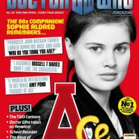 Doctor Who Magazine 445