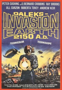 Daleks - Invasion of Earth 2150 A.D.