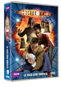 Doctor Who DVD terza stagione