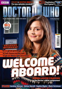 Doctor Who Magazine 446