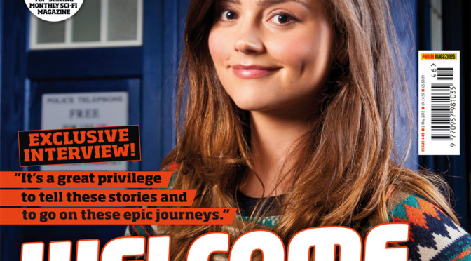 Doctor Who Magazine #446