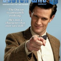 Doctor Who Magazine #450