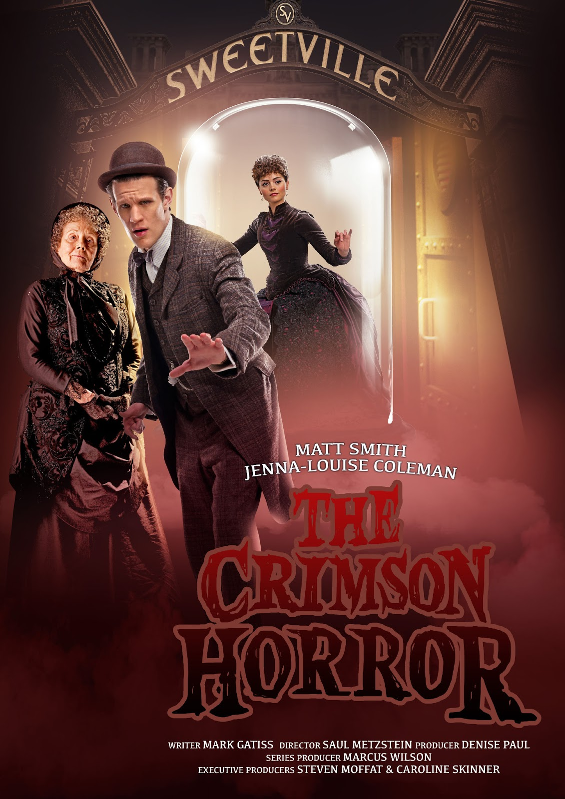 The Crimson Horror