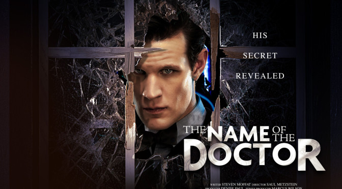 7×13 – The Name of the Doctor