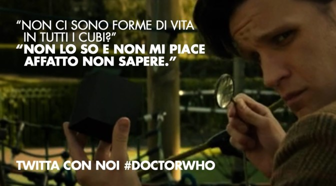 Doctor Who su Rai4