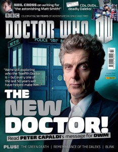 Doctor Who Magazine #464