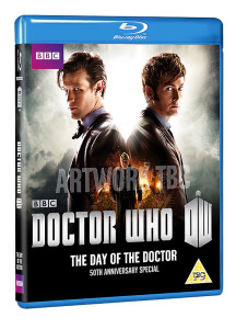 Day of the Doctor - Blu-ray