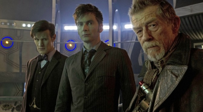 "Le ultime su ""The Day of the Doctor"""
