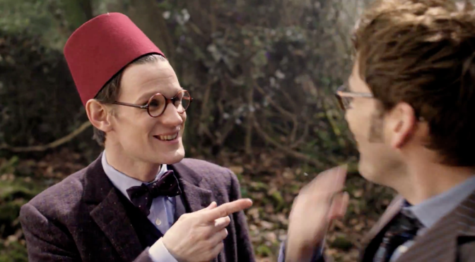 Trailer di The Day of the Doctor