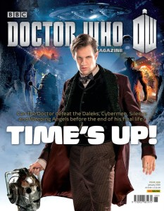 Doctor Who Magazine #468