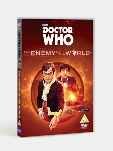 The Enemy of the World - DVD
