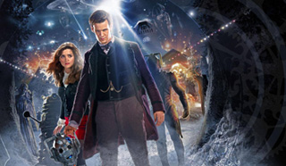 """The Time of the Doctor"""