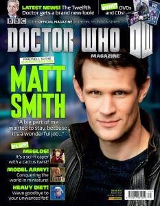 Doctor Who Magazine 470