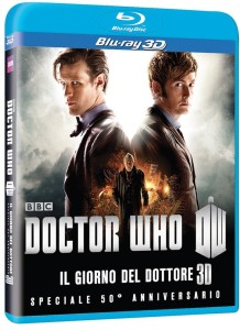 Blu-ray 3D The Day of the Doctor