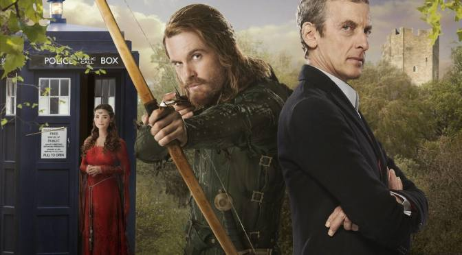 Sottotitoli 8×03 – Robot of Sherwood