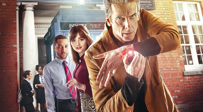 Doctor Who – 8×06 – The Caretaker