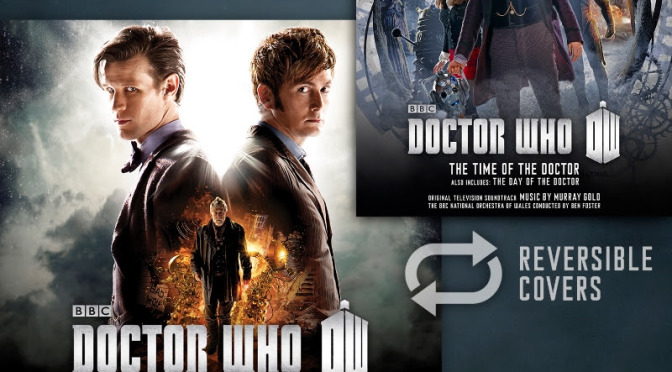 "Colonna sonora di ""The Day of the Doctor"" e ""The Time of the Doctor"""