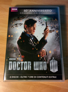 Doctor Who - DVD 50°