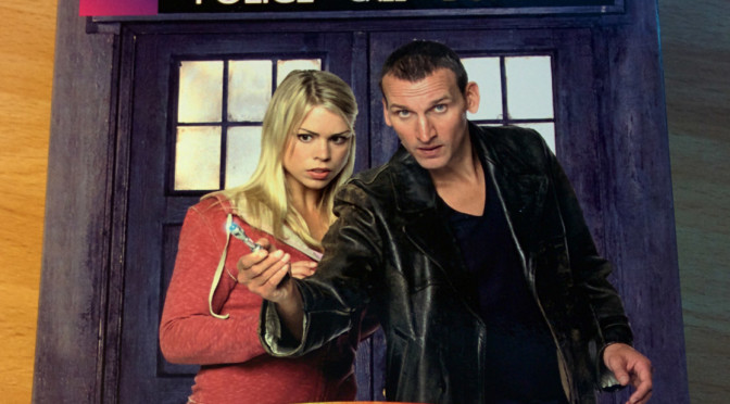 Cofanetto Blu-ray prima stagione Doctor Who