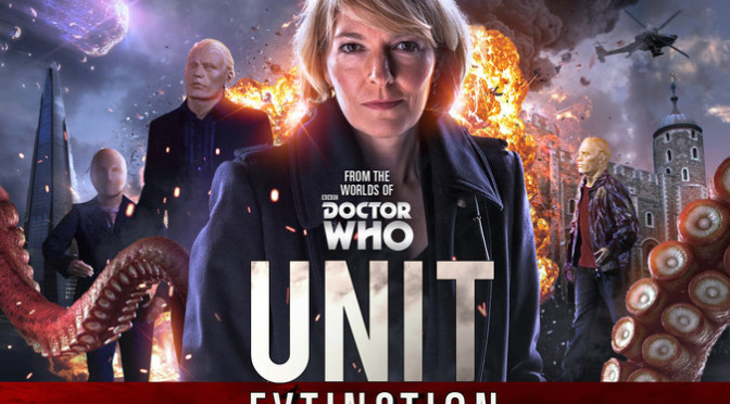 UNIT per la Big Finish!