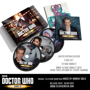 Colonna sonora Doctor Who 8