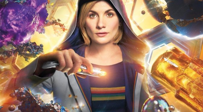 Doctor Who alla Comic-Con 2018