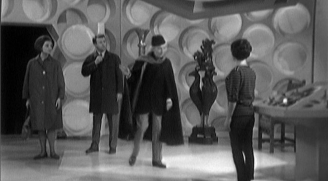 Classic Series – 1×01 – An Unearthly Child