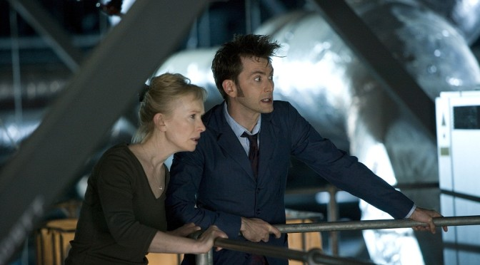 4×16 – The Waters of Mars