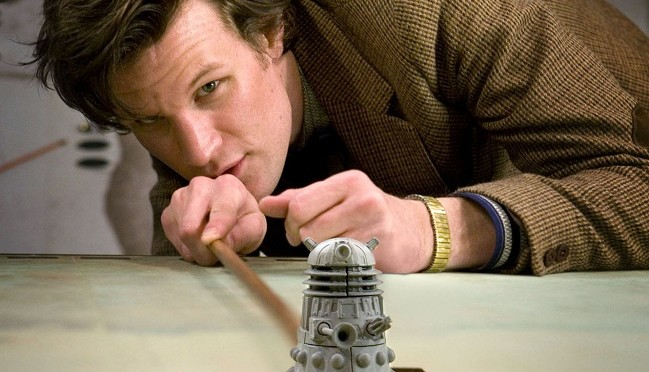 5×03 – Victory of the Daleks