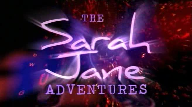 The Sarah Jane Adventures logo.