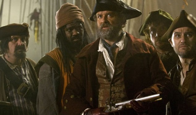 6×03 – The Curse of the Black Spot