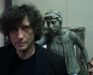 "Neil Gaiman su ""The Doctor's Wife"""